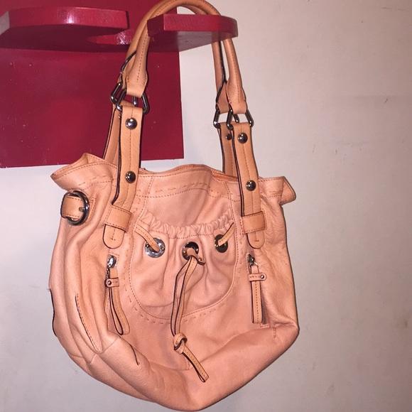 b. makowsky Handbags - Makowsky genuine leather orange purse